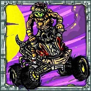 Zombie ATV Race