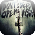 """Dont Open Dead Inside"" Theme home quot"
