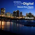 TD-Digital fluke digital multimeter