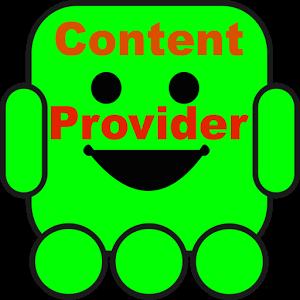 Content Provider cloud content idea