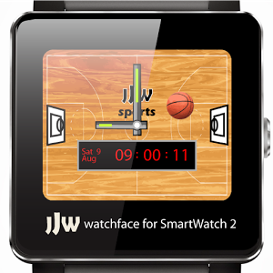 JJW Basketball Watchface SW2