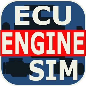 ECU Engine Sim engine