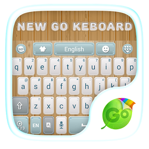 New Go Keyboard Theme & Emoji