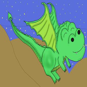 happy draco