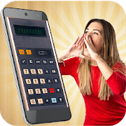 Talking Phone Calculator - Smart Voice Calculator