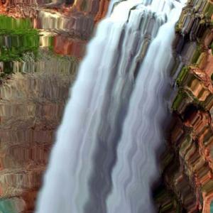 Waterfall Ripple