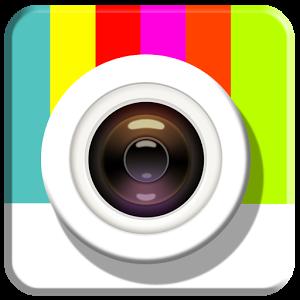 Candy camera efect