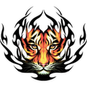 Tatto Tiger 3D Live Wallpaper