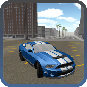 Extreme Muscle Car Simulator