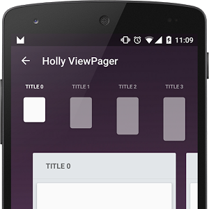 HollyViewPager