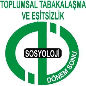 AÖF DÖNEMSONU TOPLUMSAL TAB&EŞ