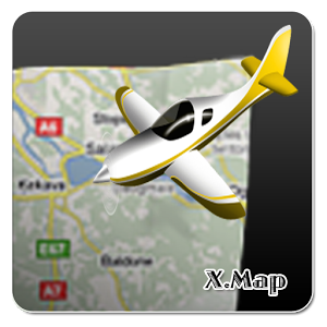 X.map for X-Plane