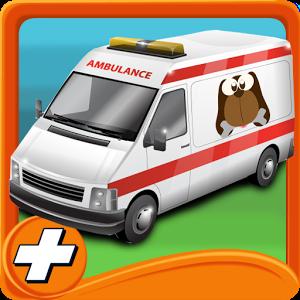 Ambulance Pet Rescue Parking