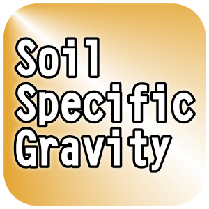 Soil Specific Gravity