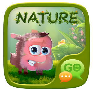 GO SMS Nature