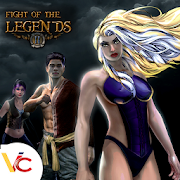 legends fight