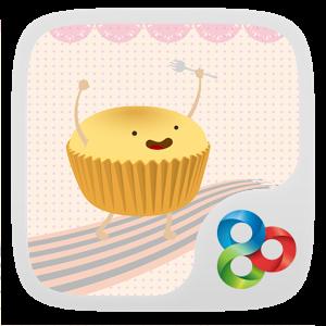 I`m Cake - GO Launcher Theme