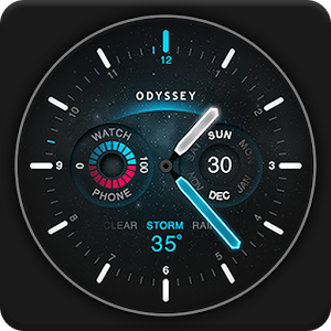 Odyssey Premium Watch Face
