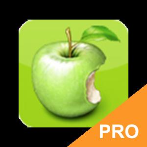 GO Keyboard Green Apple PRO
