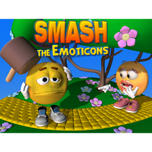 Smash The Emoticons