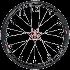 MTB CLOCK WIDGET