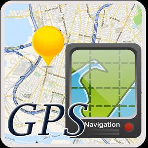 GPS Travel map travel