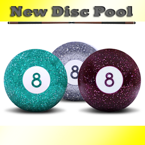 New Disc Pool disc player
