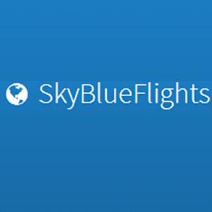 Sky Blue Flights jet2 flights