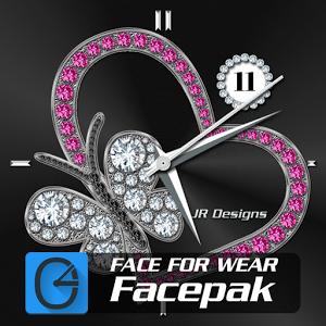 Flutterby Facepak