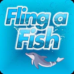 Dolphin Tale: Fling a Fish