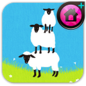 Sheep Theme Coco Launcher