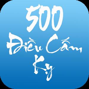 500 Điều Cấm Kỵ (Cực Hay)