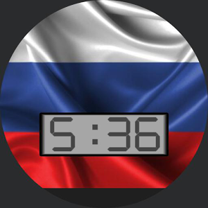 Russia Flag for WatchMaker