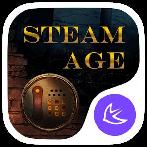 Steam Age theme for APUS