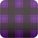 PurplePlaid WallPaper
