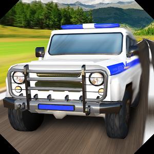 UAZ Police 3D