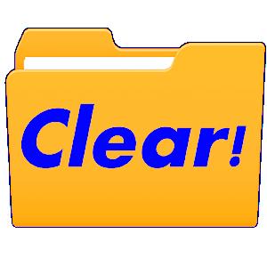 Folder Clear folder machine system