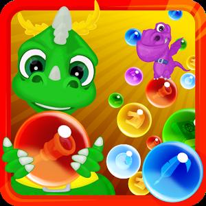Bubble Dragon - Bubble Shooter bubble combat field