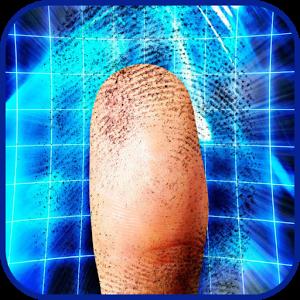 Real Fingerprint Mood Scanner
