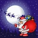 Santa Christmas Run 3D christmas santa zombies