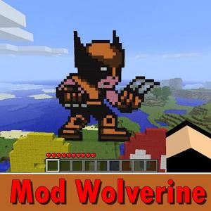 Mod Wolverine For Minecraft