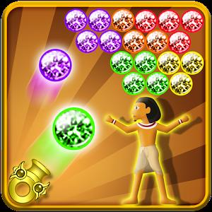 Pharaon Bubbles Shooter