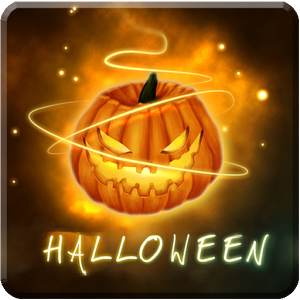 Halloween Photo Frame Collage