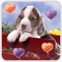 I love my puppy - Tap hearts!