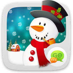 GOSMS Colorful Christmas Theme