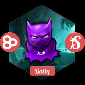 Batty GO Launcher
