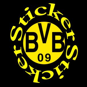 BVB Sticker deltek sticker