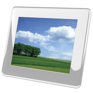 Digital picture frame Plus clip art picture frame