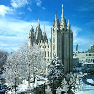 LDS (Mormon) Temple Pack 1