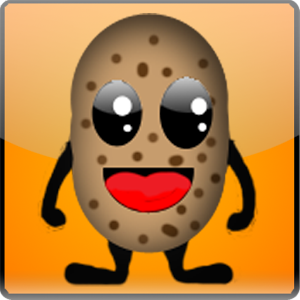 Potato Escaping potato